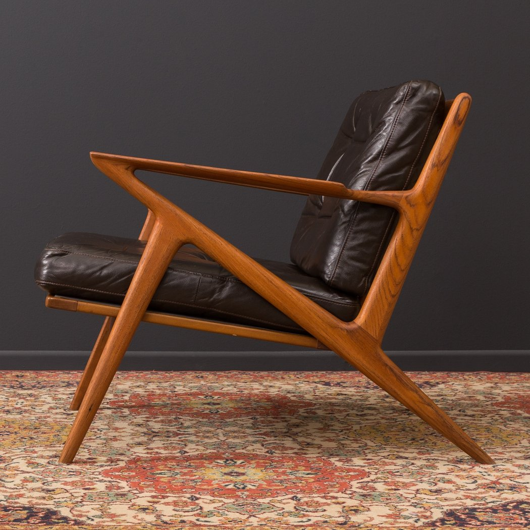 Admirable Z Lounge Chair By Poul Jensen For Selig 1950S 97592 Download Free Architecture Designs Scobabritishbridgeorg