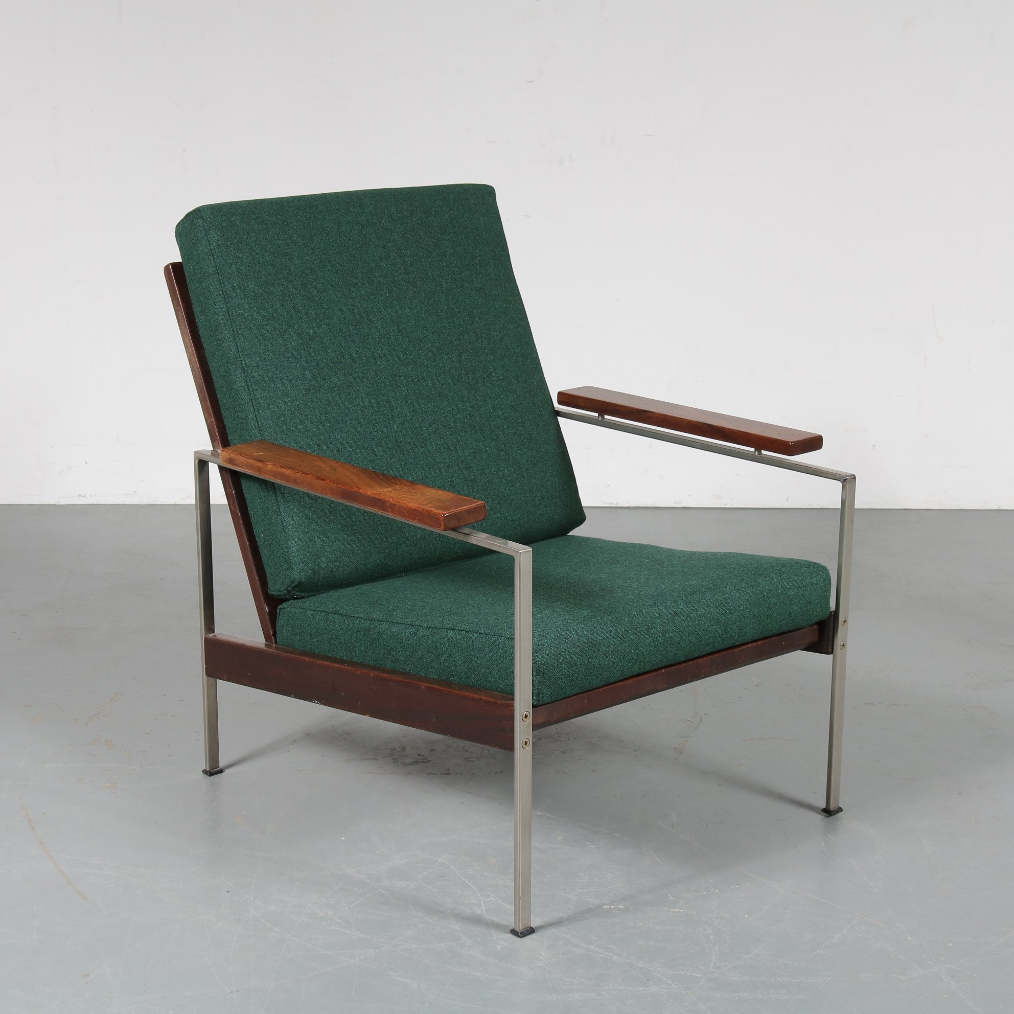 Pleasing Modern Dutch Lounge Chair By Rob Parry For Gelderland 1960S Gmtry Best Dining Table And Chair Ideas Images Gmtryco
