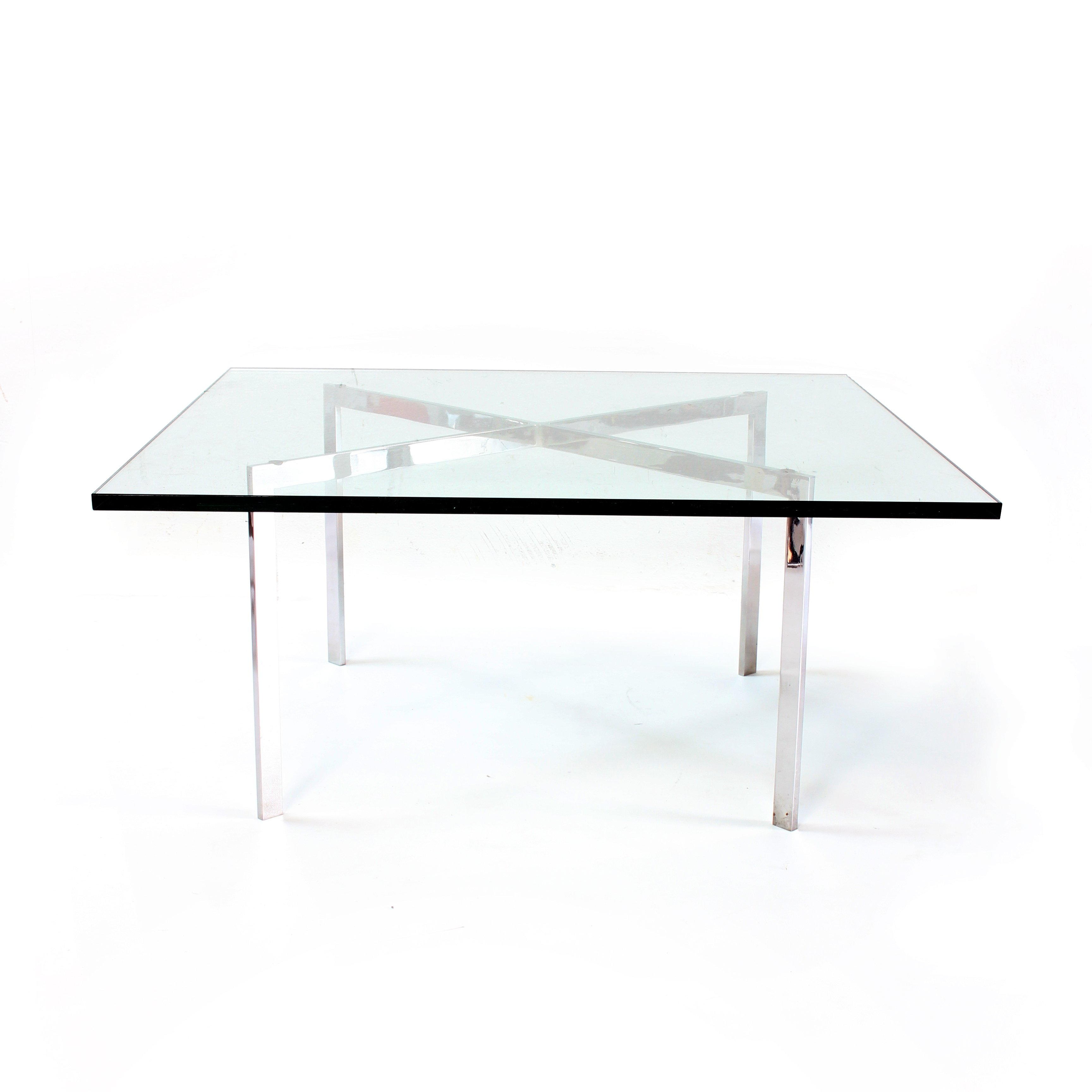 Coffee Table By Ludwig Mies Van Der Rohe For Knoll International