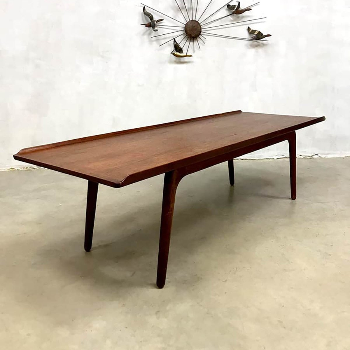 Vintage Design Coffee Table By Aksel Bender Madsen For