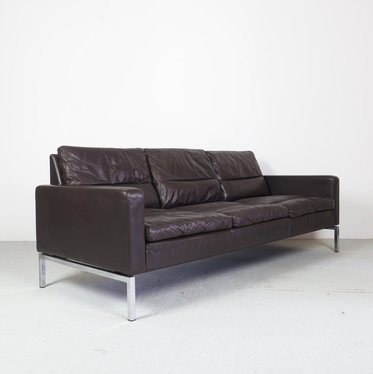 Vintage Conseta sofa by F.W. Möller for Cor, 1960\'s