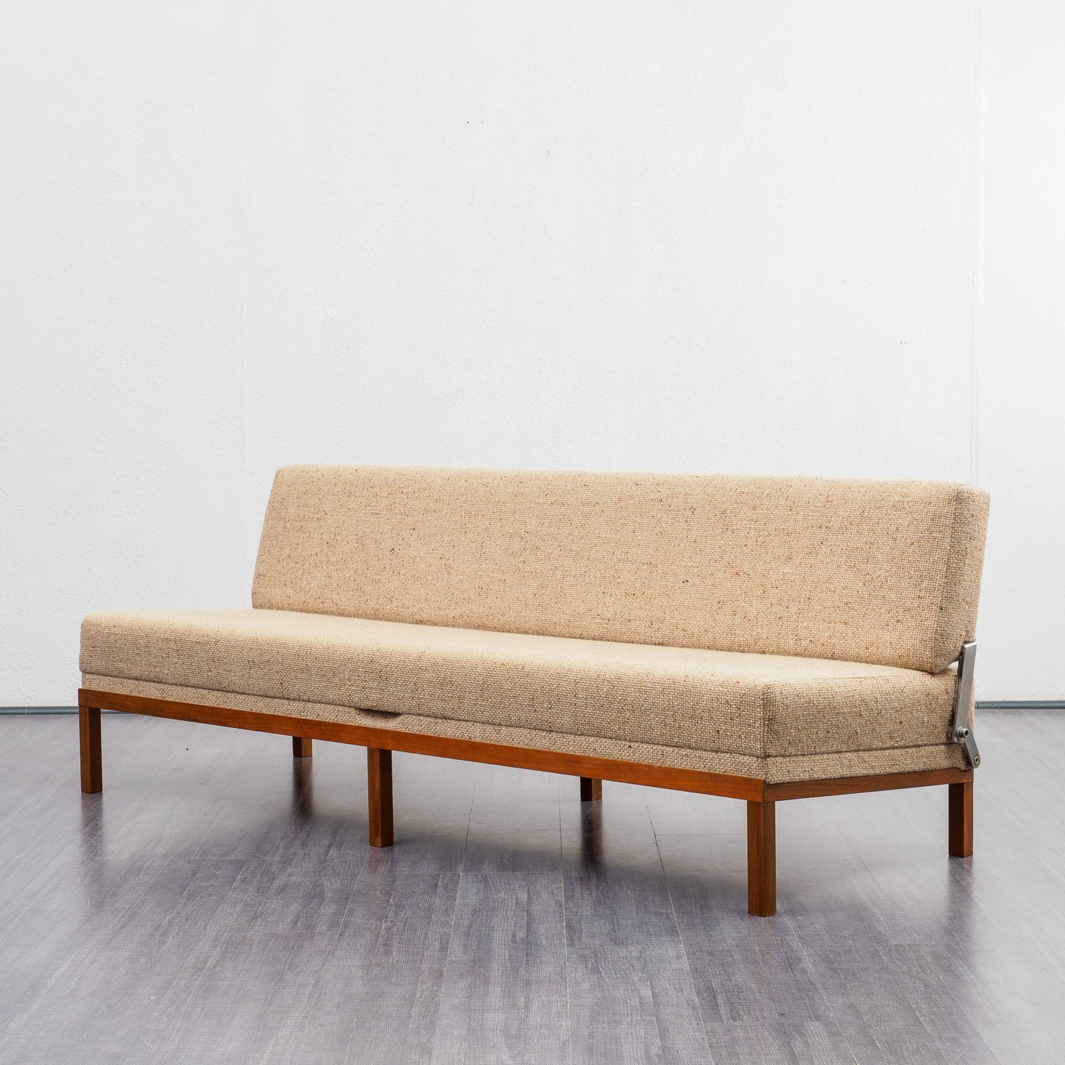 - Midcentury Daybed By Johannes Spalt For Wittmann, Germany 1960s