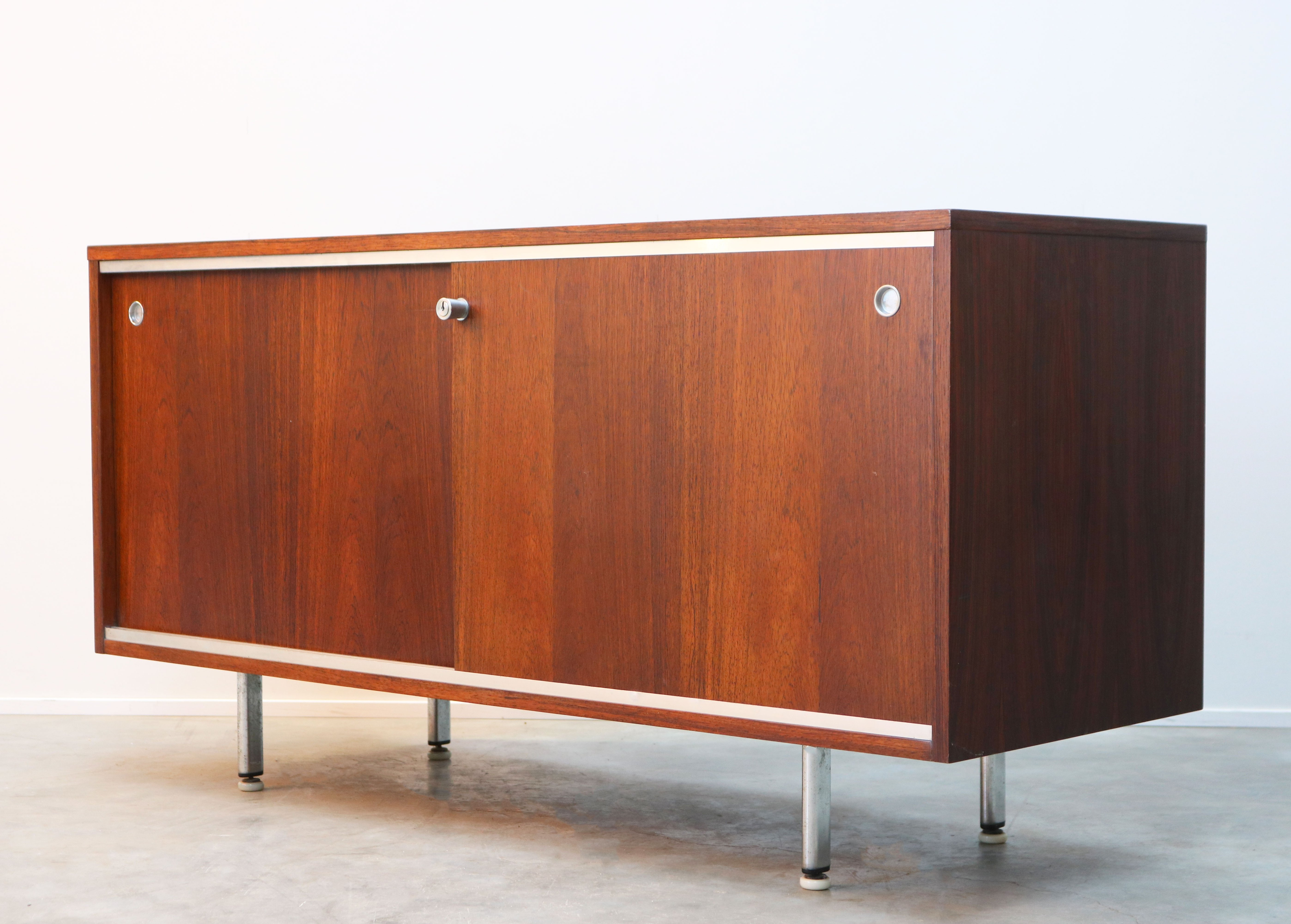 george nelson Executive Office Group Sideboard By George Nelson For Herman Miller 1960