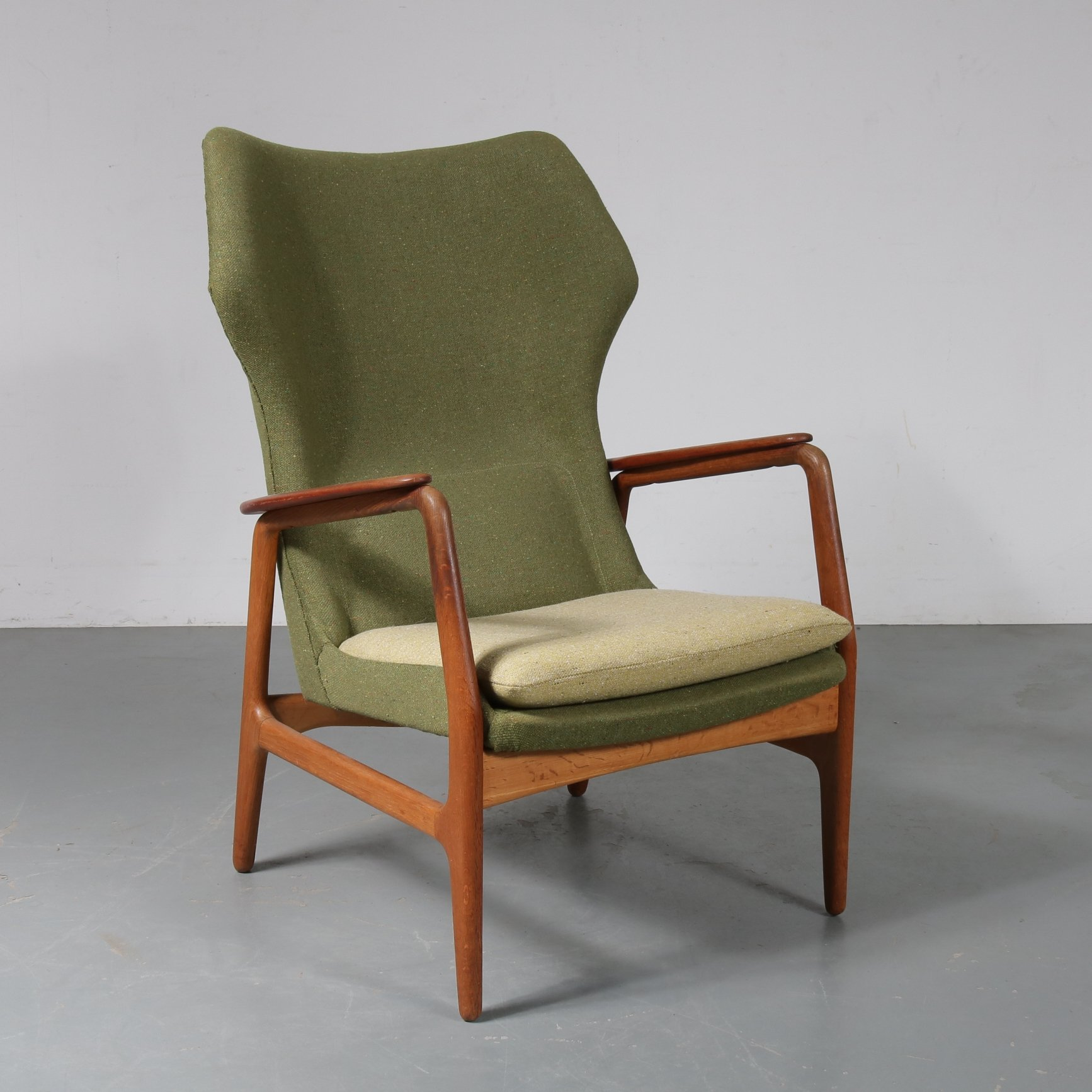 Design Stoelen Sale.Highback Lounge Chair By Aksel Bender Madsen For Bovenkamp 1950s