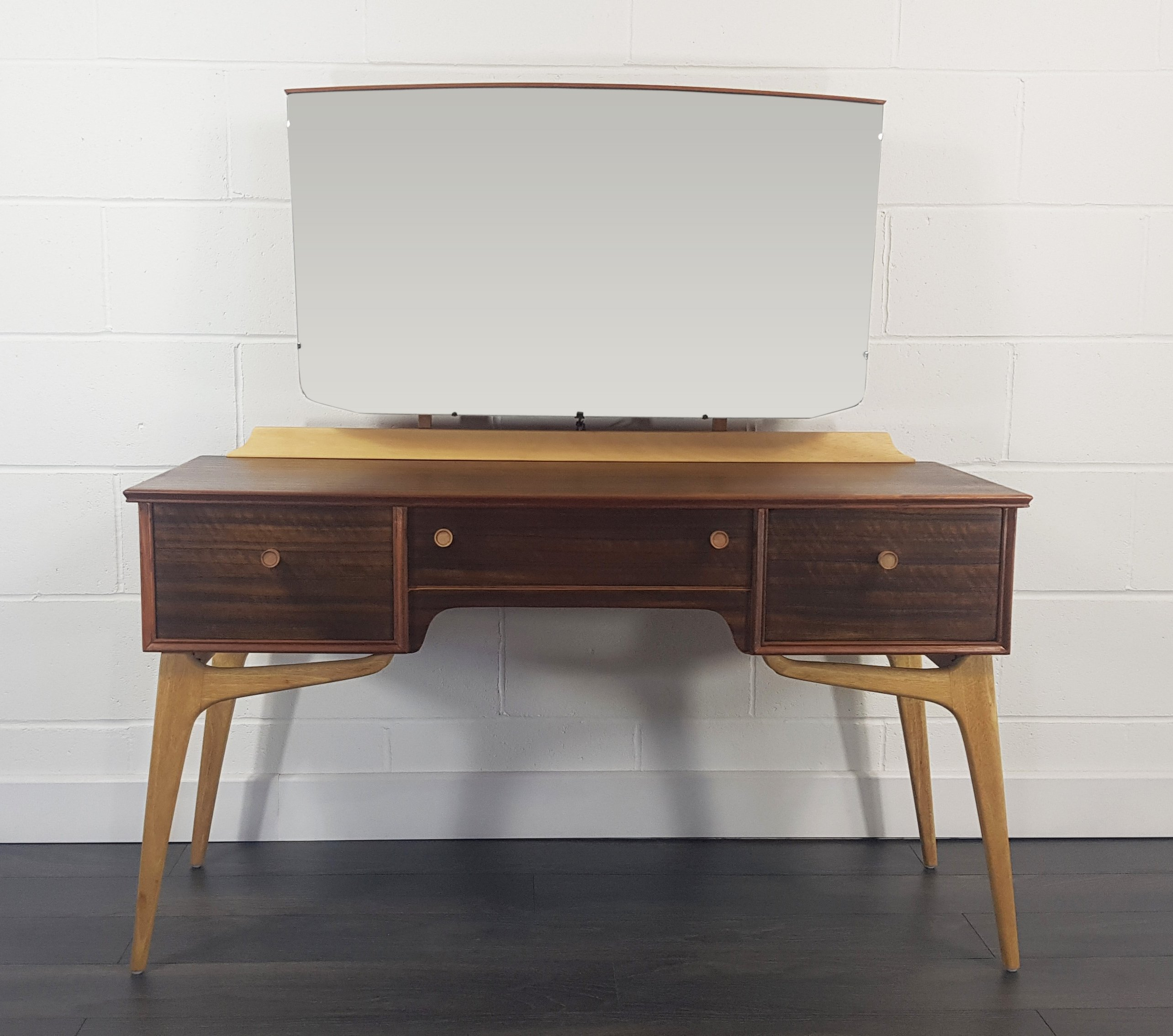 Vintage Dressing Table By Alfred Cox For Ac Furniture 1950s 108768
