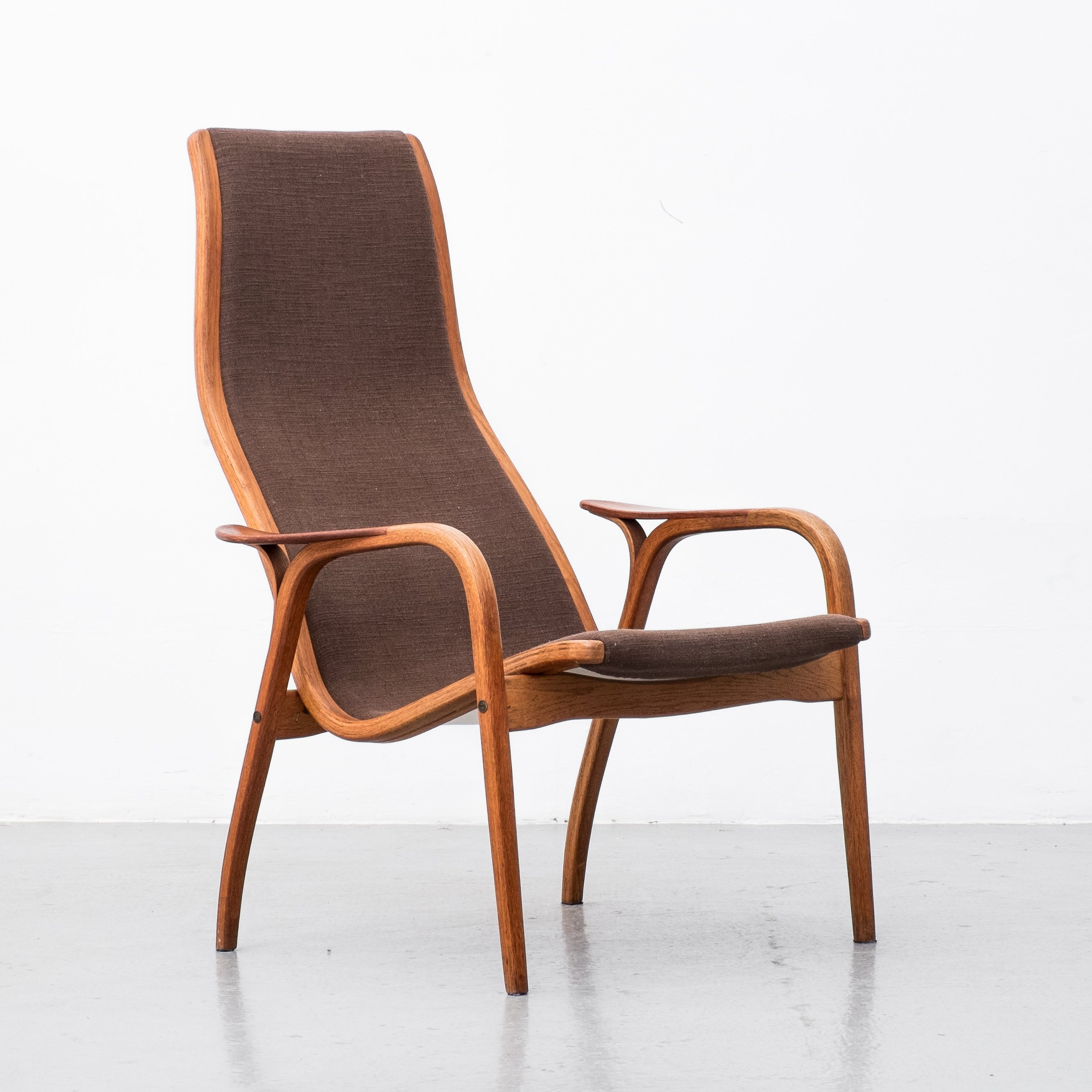 Mid Century Lamino Lounge Chair By