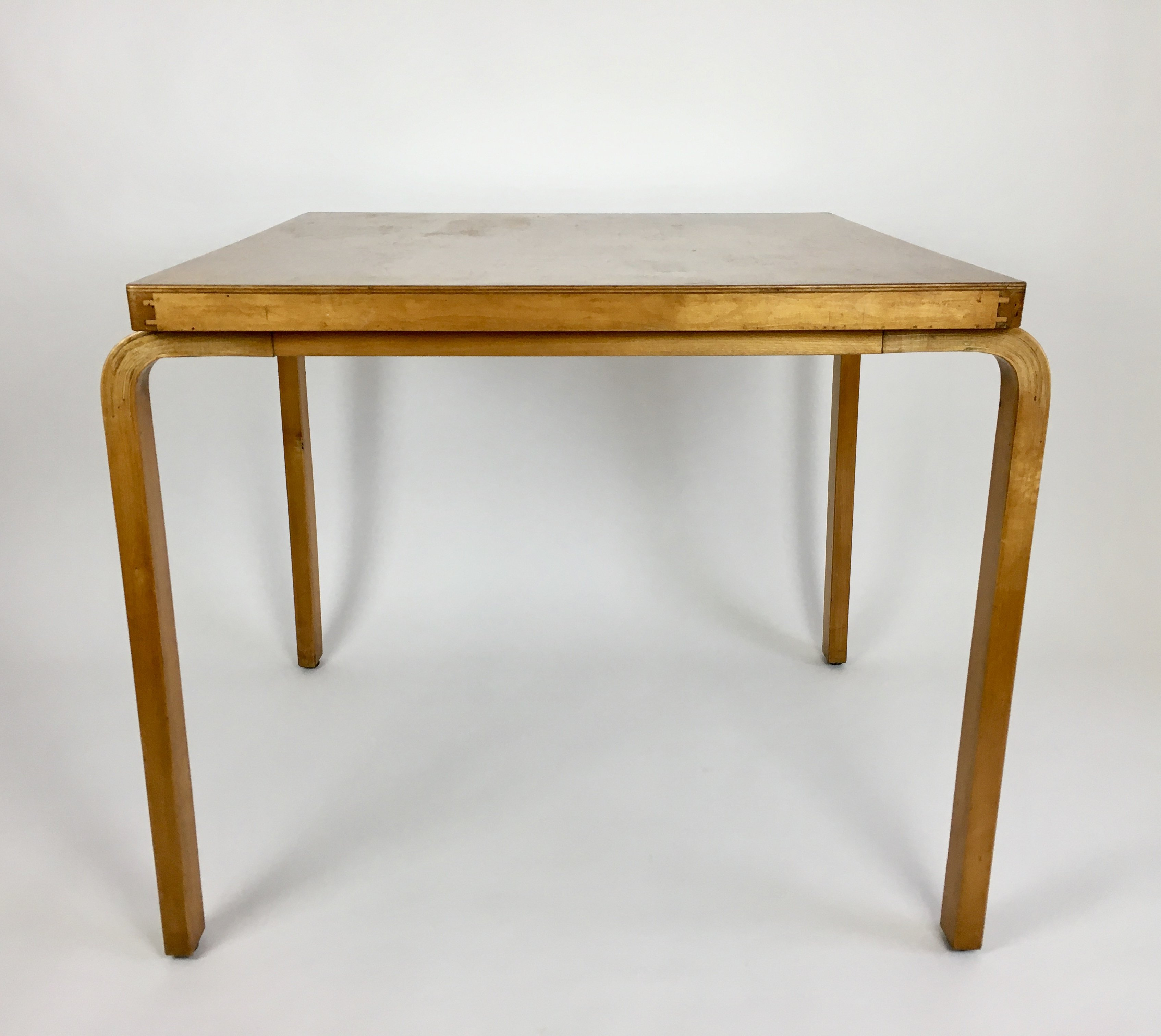 Dining Table By Alvar Aalto For Finmar 1930s 115666