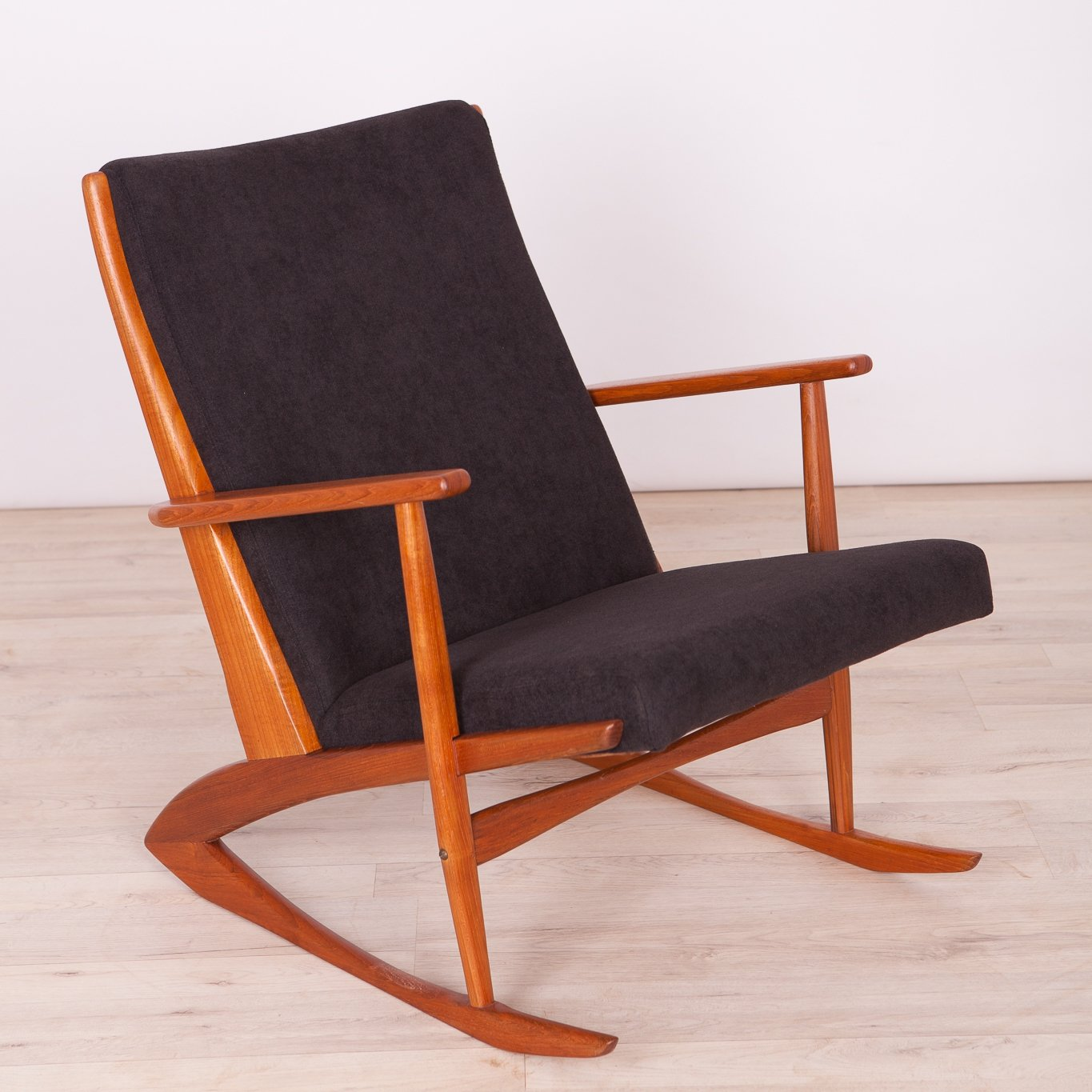 Mid Century Model 97 Arm Chair By Georg Jensen For Kubus 1950s