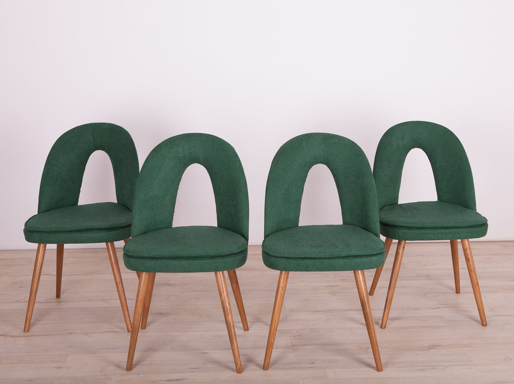 Super Set Of 4 Dining Chairs By Antonin Suman For Tatra 1960S Gmtry Best Dining Table And Chair Ideas Images Gmtryco