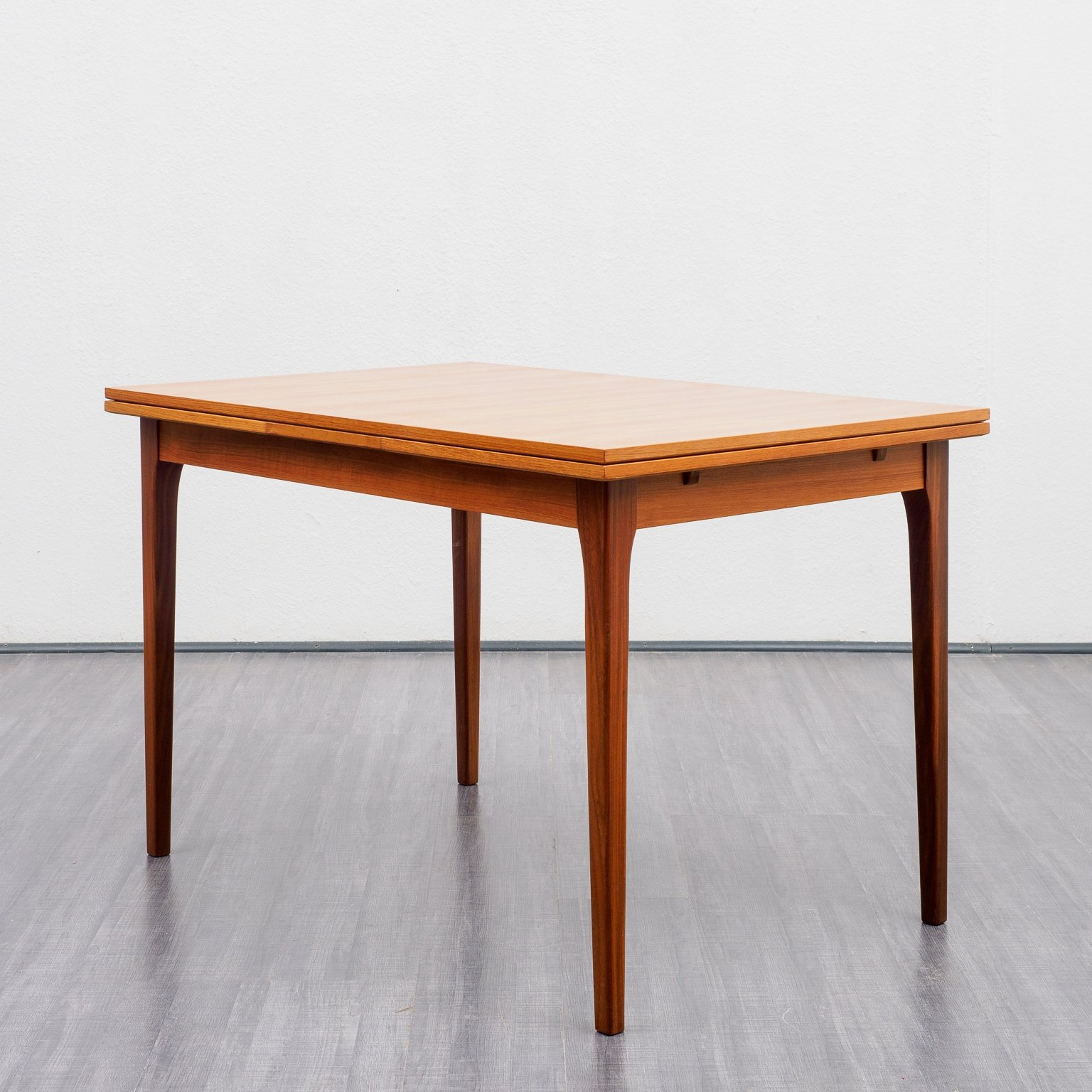 Vintage Mid Century Dining Table By Lubke Germany 1960s 118005