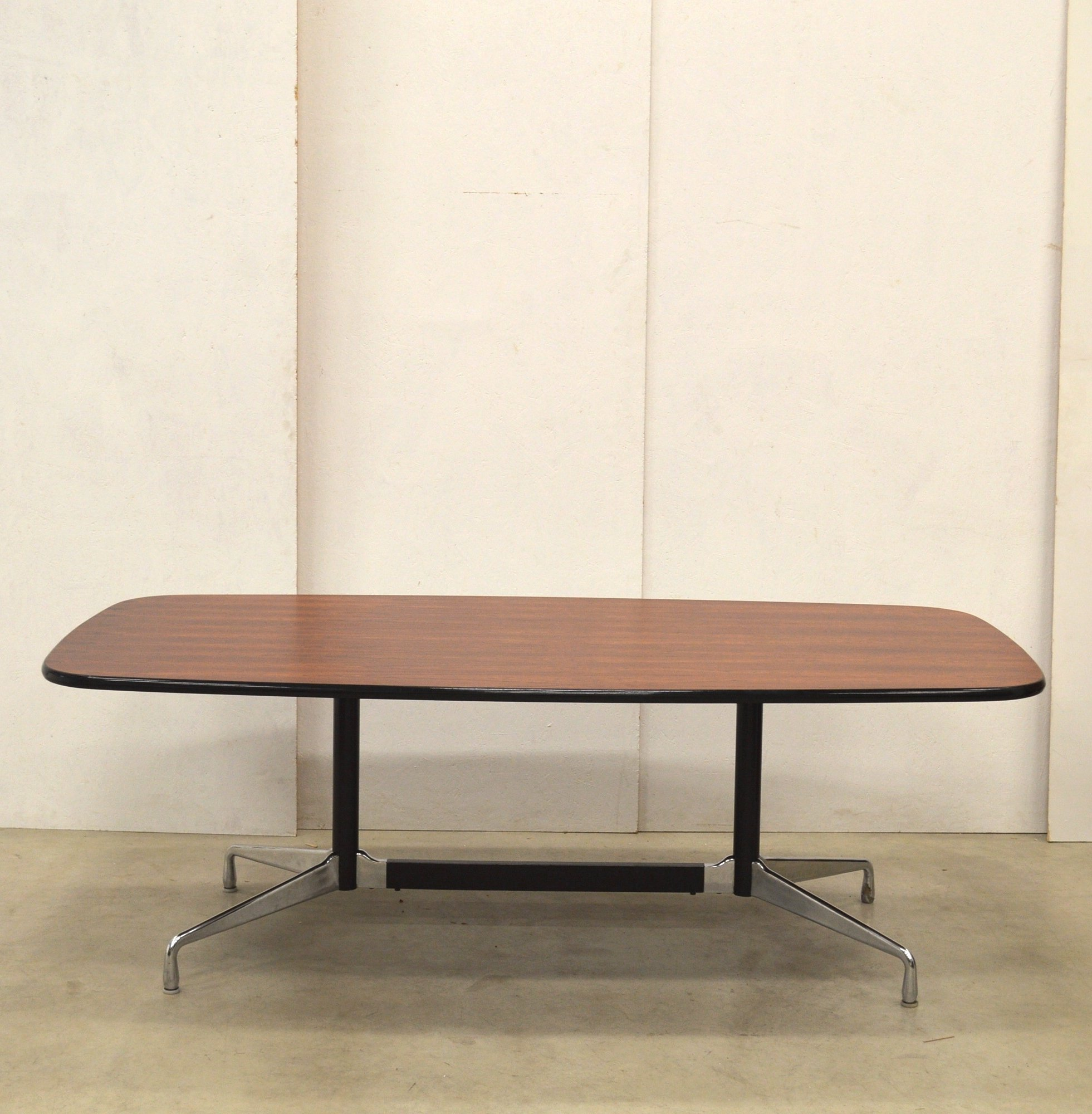 Segmented Rosewood Dining Table By Charles Ray Eames For Herman Miller 1970s 118120