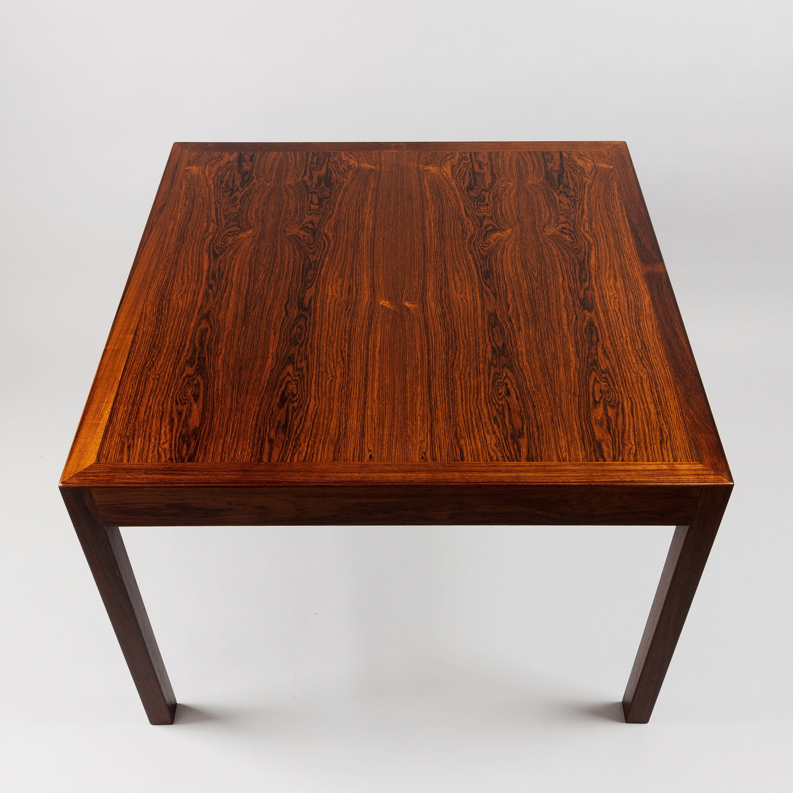 Rosewood Coffee Table By Hans J Wegner For Andreas Tuck 1960s 119489