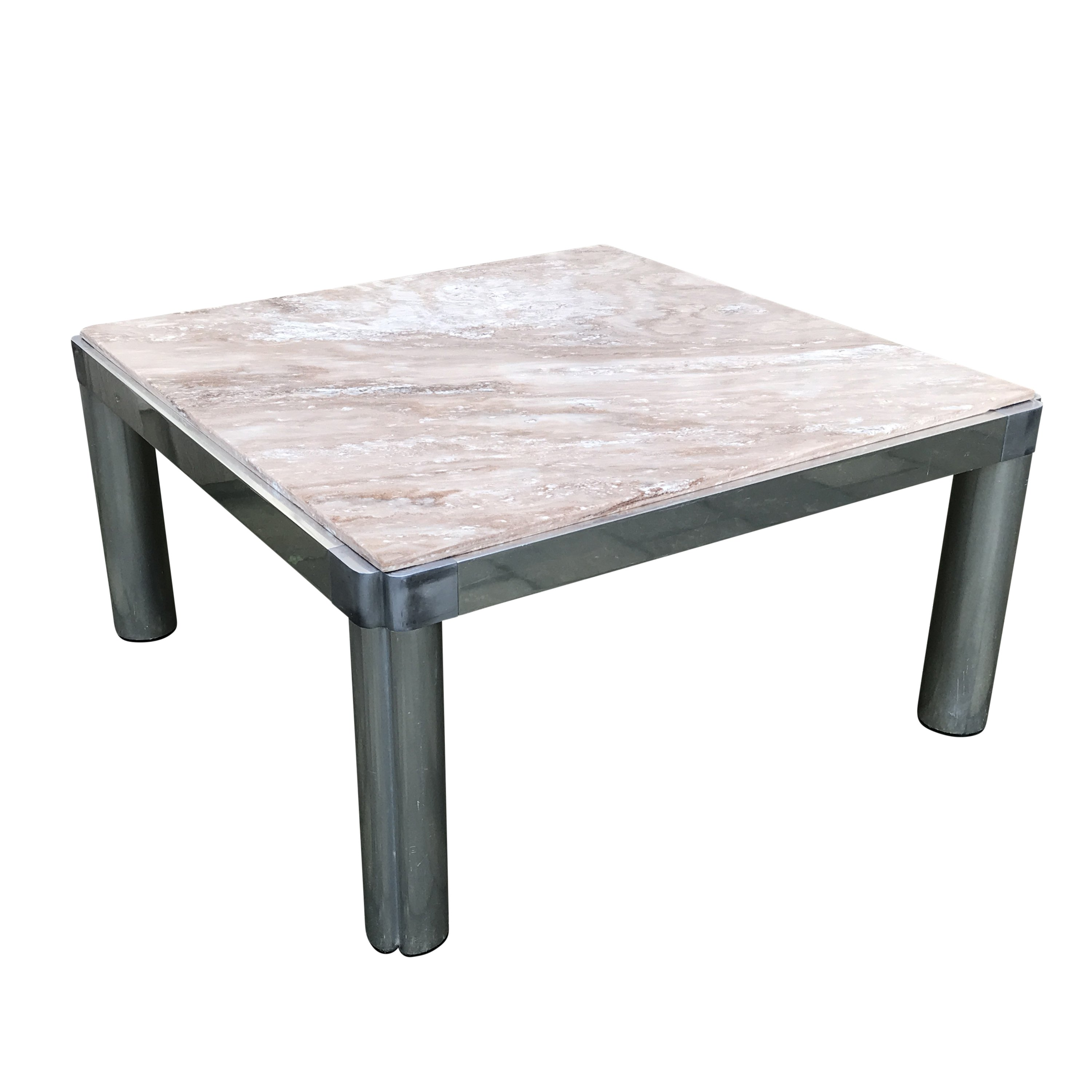 Model 100 Marble Coffee Table By Kho Liang Ie For Artifort 1970s