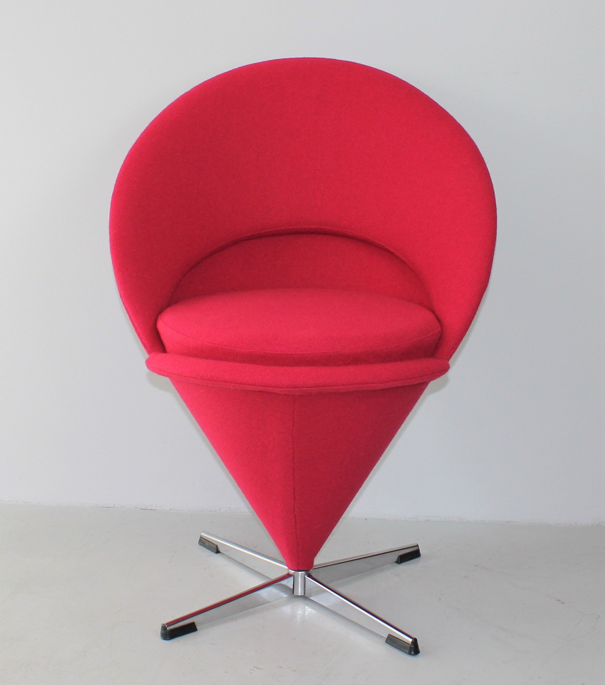 Cone Chair by Verner Panton, 1960s | #120779