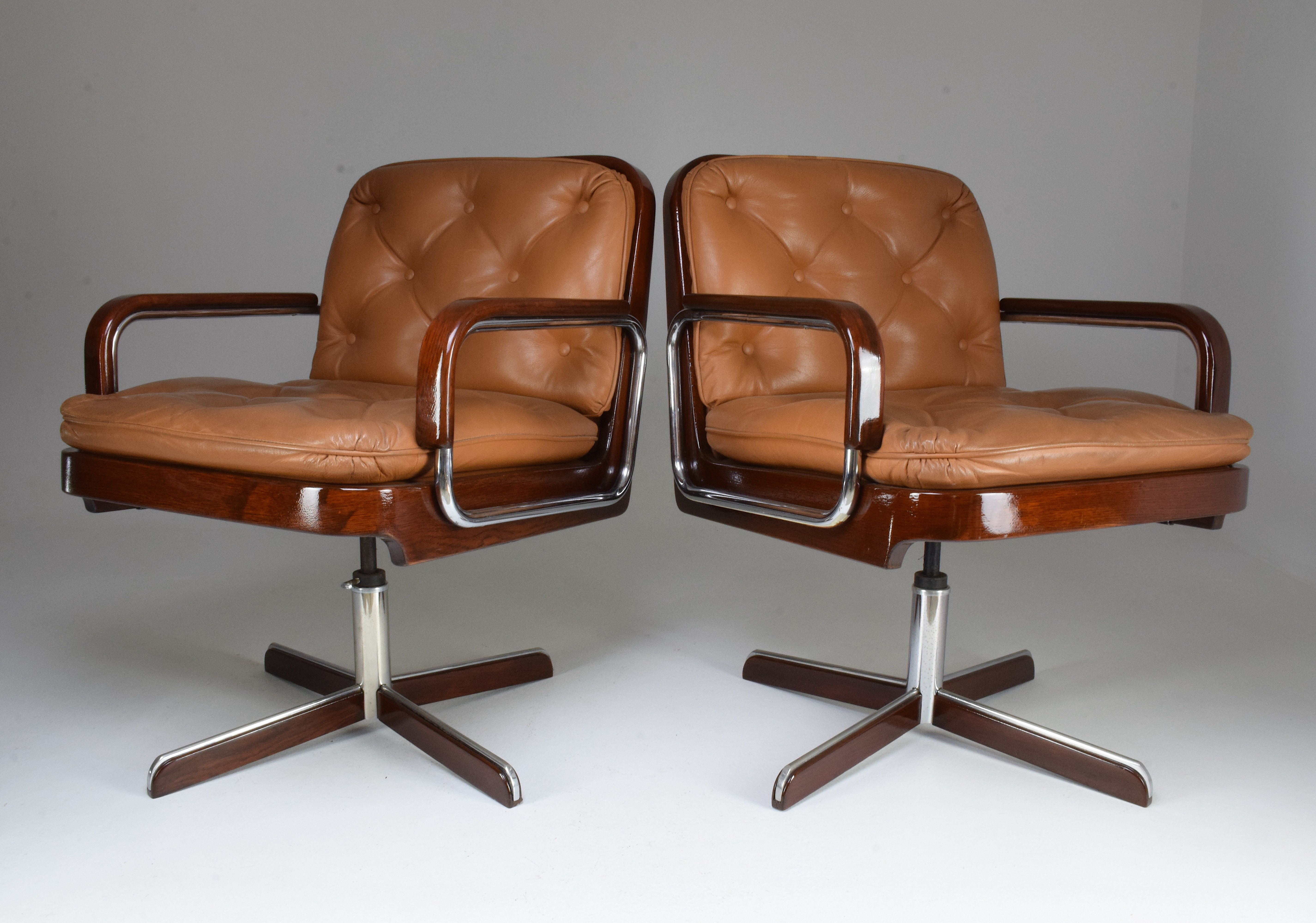 Mid Century Modern Office Chairs By Ag