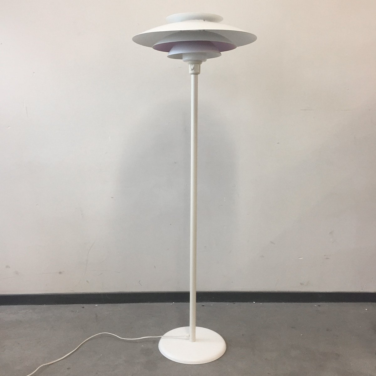 Floor Lamp By Form Light 1970s 123405
