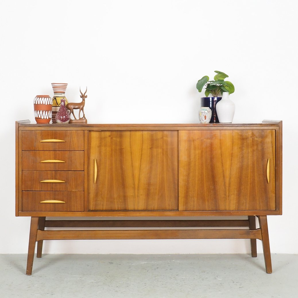 Picture of: Mid Century Modern Sideboard Germany 1950 S 126126