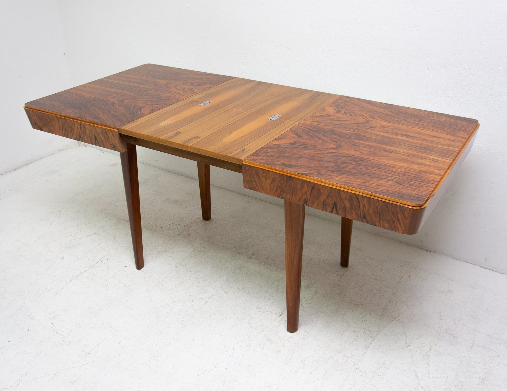 Mid Century Adjustable Dining Table By Jindrich Halabala 1950s 133742