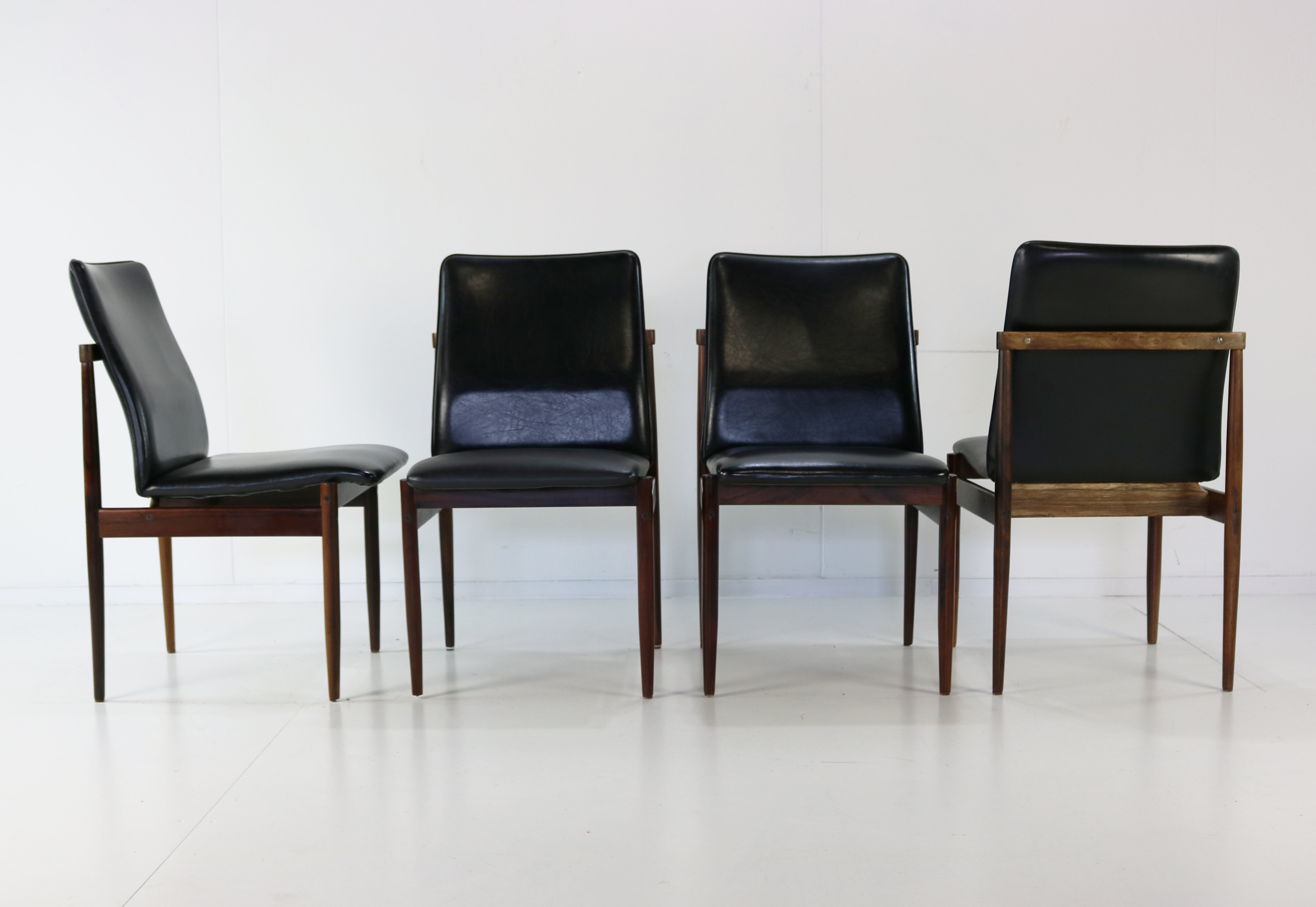 Set of 9 Thereca dining chairs, 9s   190751