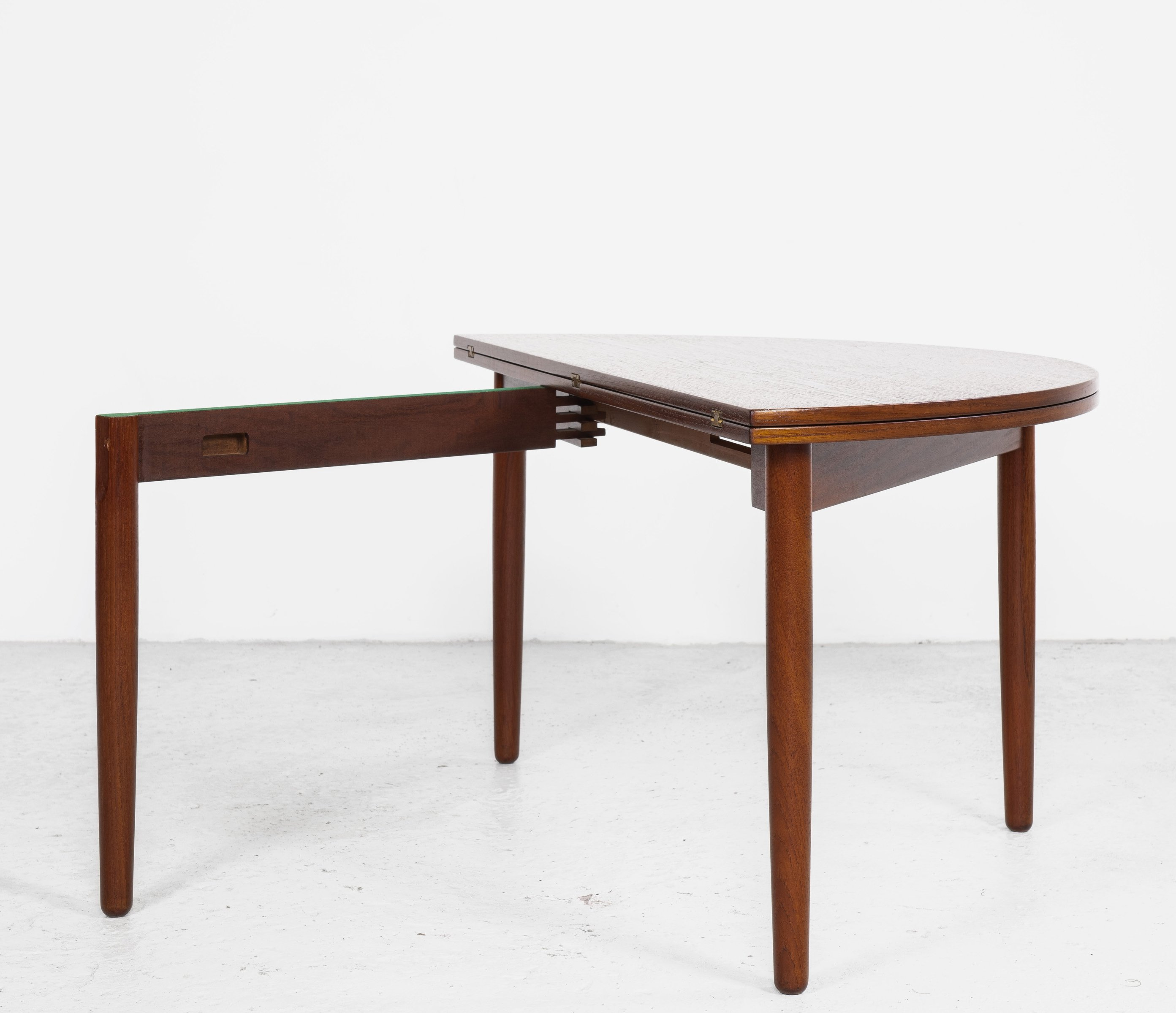 Picture of: Midcentury Danish Console Coffee Table In Teak By Poul Volther For Frem Rojle 141133