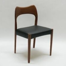 Dinner Chair by Unknown Designer for Mogens Kold