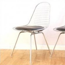 DKR Dinner Chair by Charles and Ray Eames for Vitra
