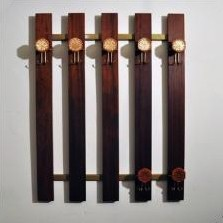 Coat Rack by Unknown Designer for Unknown Manufacturer