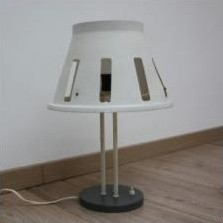 Desk lamp from the fifties by unknown designer for Hala Zeist
