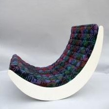 Relaxer 2 lounge chair by Verner Panton for Rosenthal, 1970s