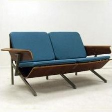 FM52 Sofa by Cornelis Zitman for Pastoe