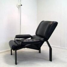 LEM Lounge Chair by Joe Colombo for Bieffeplast
