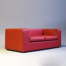 Throw Away Sofa by Willie Landels for Zanotta