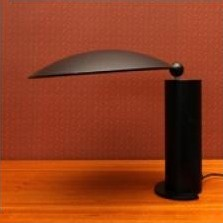 Washington Desk Lamp by Jean Michel Wilmotte for Unknown Manufacturer