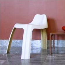 Stool by Peter Ghyczy for Unknown Manufacturer
