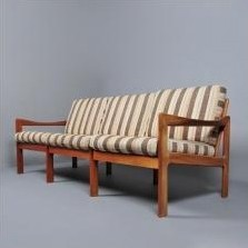 Sofa by Illum Wikkelsø for Niels Eilersen