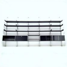 606 Wall Unit by Dieter Rams for Vitsoe