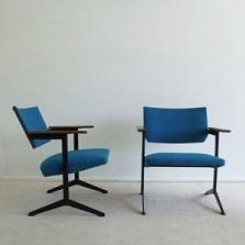 Lounge Chair by Unknown Designer for Auping