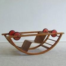 Children Furniture by Hans Brockhage and Erwin Andrä for Siegfried Lenz