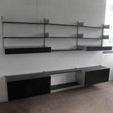 Wall Unit by Dieter Rams for Vitsoe