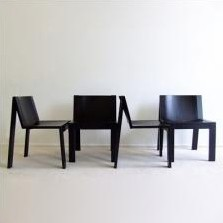 SE15 Dinner Chair by Karel Boonzaaijer & Pierre Mazairac for Pastoe