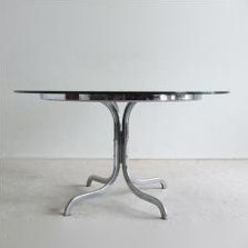 Dining Table by Gastone Rinaldi for Rima Italy