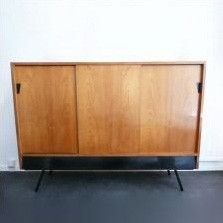 Cabinet from the fifties by Janine Abraham for Knoll