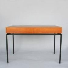 Writing Desk by Dieter Waeckerlin for Idealheim