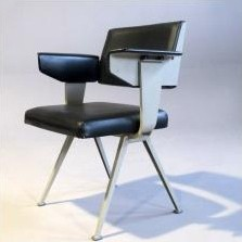 Resort Office Chair by Friso Kramer for Ahrend de Cirkel