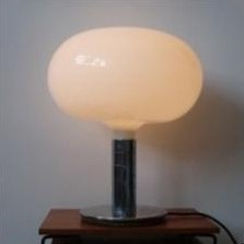 Desk lamp from the seventies by Franco Albini & Franca Helg for Sirrah