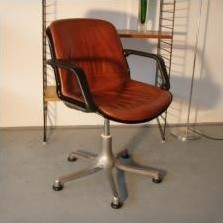 Office Chair by Burkhard Vogtherr for Froscher Sitform