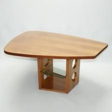 M21 Dining Table by Jean Prouvé for Tecta