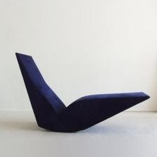 Bird rocking chair by Tom Dixon for Cappellini, 1990s