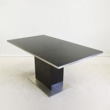 Dining Table by Willy Rizzo for Unknown Manufacturer