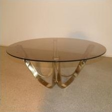 Coffee table by Roger Sprunger for Dunbar, 1960s